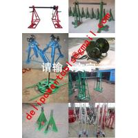 Buy cheap 5.1 Sales Cable Drum Jacks,Cable Drum Handling,best Cable Drum Lifting Jacks from wholesalers