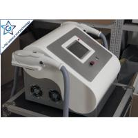 Buy cheap Unwanted hair removal E - Light IPL RF machine 110V / 220V white color from wholesalers