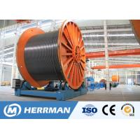 Buy cheap Flexible Pipe Making Equipment , Under Roller Pipe Coiling Machine 100T Max Load from wholesalers