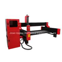 Buy cheap Tombstone CNC Engraving Machine with 2000*600mm Effective Working Area from wholesalers