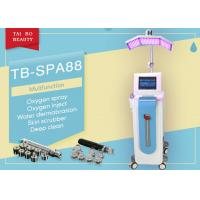Buy cheap Multifunctional 7 In 1 Diamond Microdermabrasion Machine For Skin Rejuvenation Pigmentation Removal from wholesalers