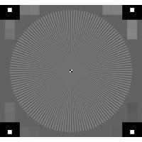 Buy cheap REFLECTANCE 3NH TE248 digital cameras DISTORTION GRID test chart with black and from wholesalers