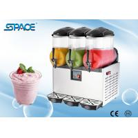 Buy cheap Three Tank Commercial Frozen Granita Machine Slush Puppy Machine CE Approved from wholesalers