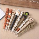 Buy cheap Halloween Theme Skull ballpoint pen Ghost ball point pen Resin ball pen from wholesalers