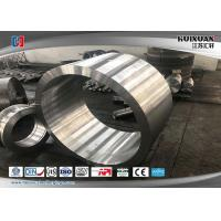 Buy cheap 420J2 EF-LF-VD Forged Cylinder , Forged Roller Shell Rough Machined from wholesalers