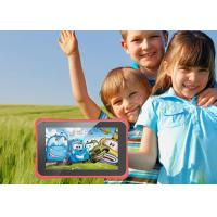 Buy cheap Quad Core Children Learning Tablet Colorful Educational With HD TFT Touch Screen from wholesalers