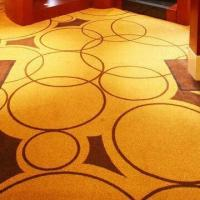 Buy cheap Nylon Printed Carpet Solution Dyed Cut Pile in Various Patterns, Soft and Durable from wholesalers