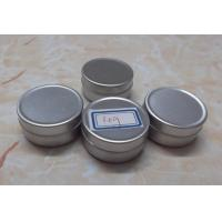 Buy cheap 10g,20g,30g,40g aluminium jar for skin balm,body balm jar, lip balm cosmetic container from wholesalers
