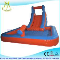 Buy cheap Hansel cheap inflatable slides for sale, inflatable slide big from wholesalers