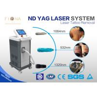Buy cheap High Speed Q Switched ND YAG Laser Machine Tattoo Removal 800W 45 * 40 * 57cm from wholesalers
