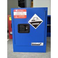 Buy cheap 4 GAL Vented Chemical Storage Cabinets With PP Shelves For Corrosive / Acids from wholesalers