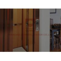 Buy cheap Large Load Passenger Lift Elevator For Apartment Private House Traction Ratio 2/1 from wholesalers