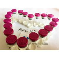 Buy cheap Pentadecapeptide Bpc 157 Human Growth Hormone Peptide for Bodybuilding from wholesalers