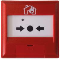 Buy cheap Intelligent Manual Call Point for Fire Alarm Systems with Non-breaking Resettable Glass from wholesalers