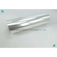 Buy cheap 99.98% 3 Inch Core 21 Micron Tobacco PVC Packaging Film Cold Resistant from wholesalers