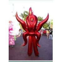 Buy cheap 2.6m Stage Decoration Beautiful Wearable Moving Inflatable Wing from wholesalers