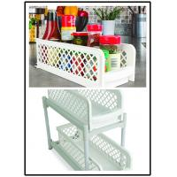 Buy cheap Plastic Creative Kitchen Tray Storage Holders product