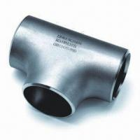 Buy cheap ASTM A234/WPB/ANSI B16.9 Butt-welded Pipe Fitting, Carbon Steel/Stainless Steel from wholesalers