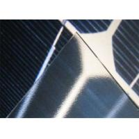 Buy cheap Fully Tempered Low Iron Solar Glass Size Customized For Solar Water Heater from wholesalers