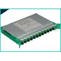 Buy cheap Fiber Optical ODF Termination Box Rack System Patch Panel 24 Ports Splice Tray from wholesalers