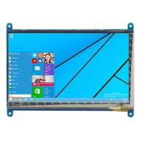 Buy cheap 7 Inch TFT Lcd Capactive Touchscreen DisplHigh Brightness HDMI Lcd + PCB Drive Board for Raspberry Pi 3ay from wholesalers