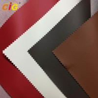 Buy cheap Car Seat / Sofa Pvc Synthetic Leather Flame Retardant With Knitted Fabric product
