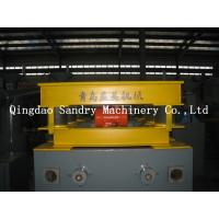 Buy cheap China high quality resin-bonded sand casting vibrating table from wholesalers