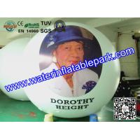 Buy cheap Customise Inflatable Advertising Balloons , Inflatable Balloon For Exibition from wholesalers