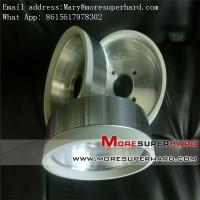 Buy cheap 6A2 cup shape ceramic vitrified bond abrasive diamond grinding wheel for pcd pcbn from wholesalers