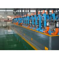 Buy cheap High Frequency Welding Pipe Making Machine , Large Diameter Welded Tube Mill from wholesalers