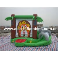 Buy cheap super hero mini indoor combo inflatable bouncer combo from wholesalers