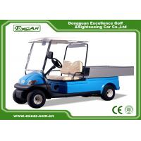 Buy cheap 2 Seater Hotel Buggy Car , Electric Utility Golf Carts 100% Waterproof Accelerator from wholesalers