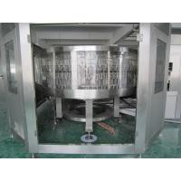 Buy cheap 72 Heads Normal pressure Hot Filling Machine High Capacity Commercial Bottling Equipment from wholesalers