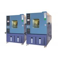 Buy cheap High Precision Rapid Temperature Test Chamber Energy Saving  Fire Resistant from wholesalers