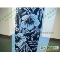 Supply, XILONG, Inkjet waterproof printing film (PET 1)