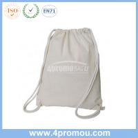 Buy cheap Best Seller Cotton Drawstring Bag from wholesalers