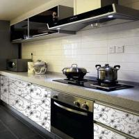 Buy cheap Kitchen Door, Made of UV MDF Board (Decorative, Wardrobe Door) French Language Option from wholesalers