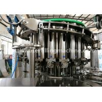 Buy cheap Cooking oil bottle filling and capping machine 1900x1800x2200mm product