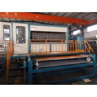 Buy cheap Big Output Egg Tray Machine Equipped Multilayer Drying Line Fully Automatically from wholesalers