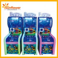 Buy cheap Popular Kids Arcade Game Machine Electric Coin Operated Mini Cabinet Cannon Paradise Amusement Game Machine For Sale from wholesalers