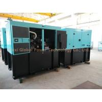 Buy cheap Canopy 150 KVA Perkins Super Silent Diesel Generator Set Low Fuel Level Alarm Remote Control from wholesalers