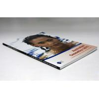 Buy cheap Customized perfect binding / saddle stitched magazine printing Services for commercial from wholesalers
