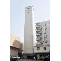 Buy cheap 8-25 Floors Automated Tower Parking System Tower Building Parking Lot Solutions from wholesalers