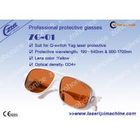 Buy cheap Ipl + E - Light Laser Protective Eyewear for 2000nm Wavelength from wholesalers