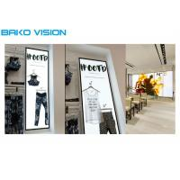 Buy cheap Easy Installation Led Lighting Electronic Poster Display For Shopping Mall Advertising from wholesalers