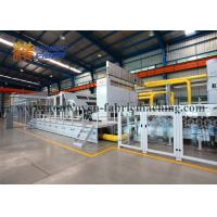 Buy cheap Spunlace Cleaning Wet Wipes Nonwoven Machine Full Automatic 100 - 200KW Power from wholesalers