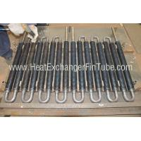 Buy cheap Continuous hairpin welding ASTM A106 SMLS carbon steel U tube bundle from wholesalers