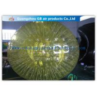 Buy cheap Customized Body Inflatable Bumper Ball Soccer Bubble For Playing Games product