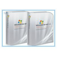Buy cheap Microsoft Windows Server 2008 Versions Standard includes 5 clients English Activation Online from wholesalers