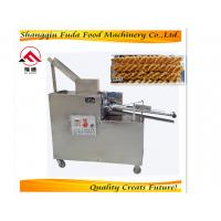 Buy cheap fried dough twist extrusion machine from wholesalers